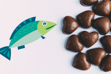 Can Fish Eat Chocolate?